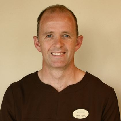 Chris - Associate Dentist
